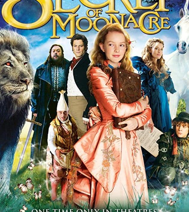 The Secret of Moonacre (2008) :อภินิหารมนตรามหัศจรรย์