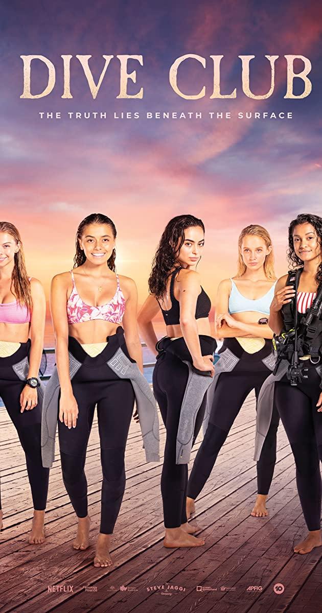 Dive Club TV Series (2021)