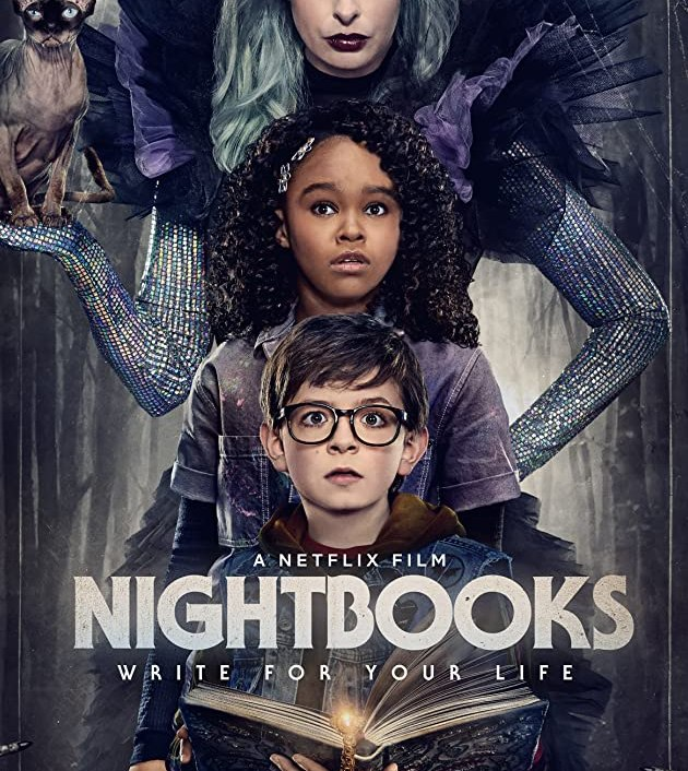 Nightbooks (2021): ไนต์บุ๊คส์