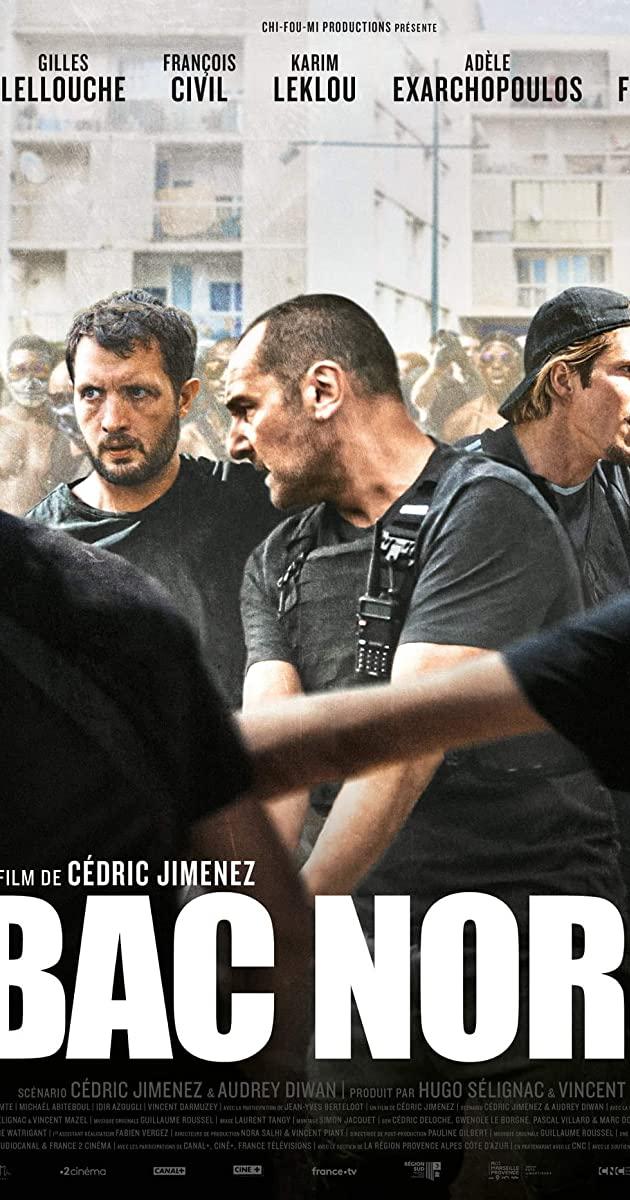 The Stronghold (2020): ตำรวจเหล็กมาร์แซย์