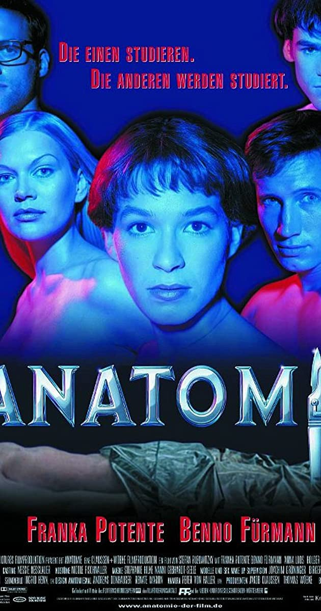 Anatomie (2000): จับคนมาทำศพ