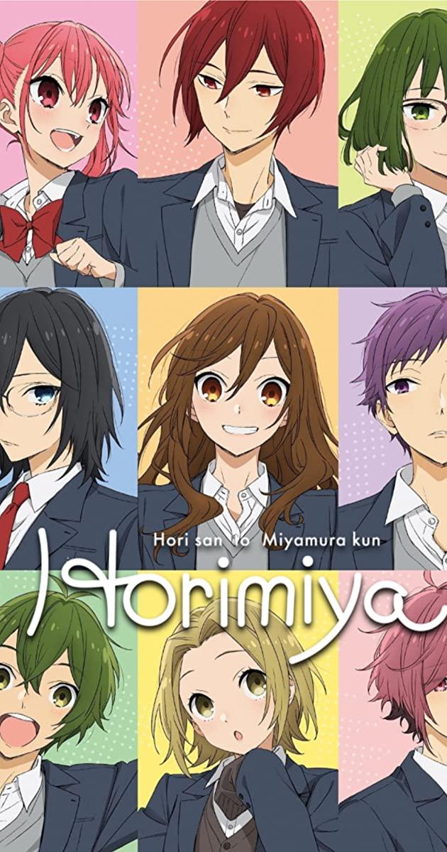 Horimiya TV Series (2021)