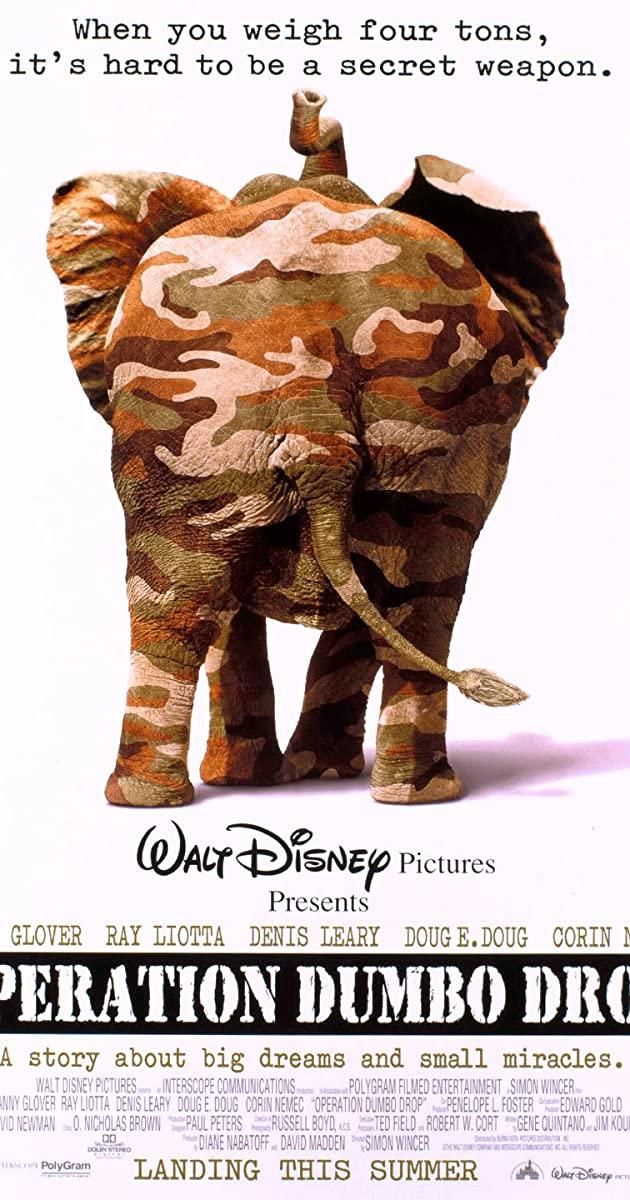 Operation Dumbo Drop (1995): ยุทธการช้างลอยฟ้า