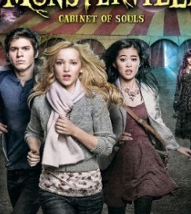 R.L. Stine's Monsterville: Cabinet of Souls (2015): อาร์ แอล สไตน์: เมืองอสุรกาย ตอนตู้กักวิญญาณ