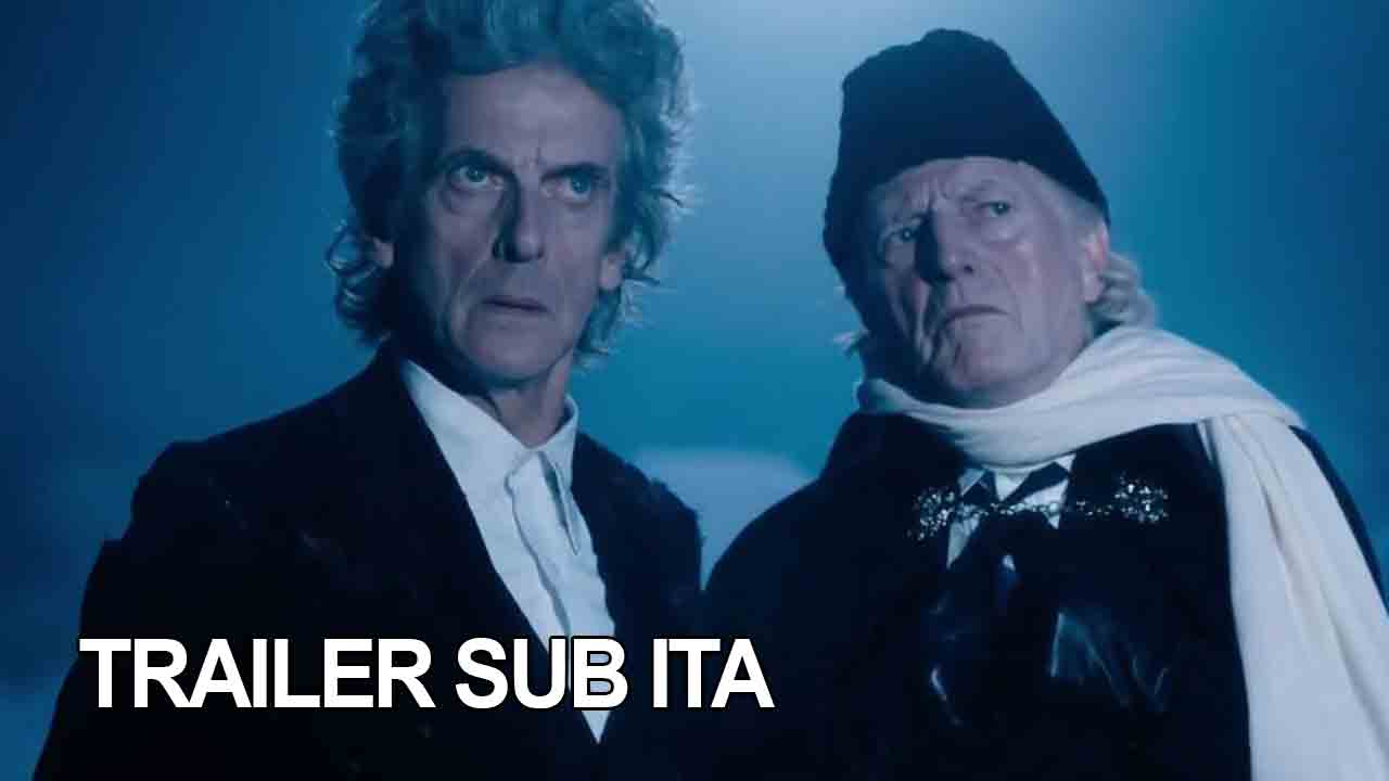Trailer dello speciale di Natale di Doctor Who (Comic-Con)