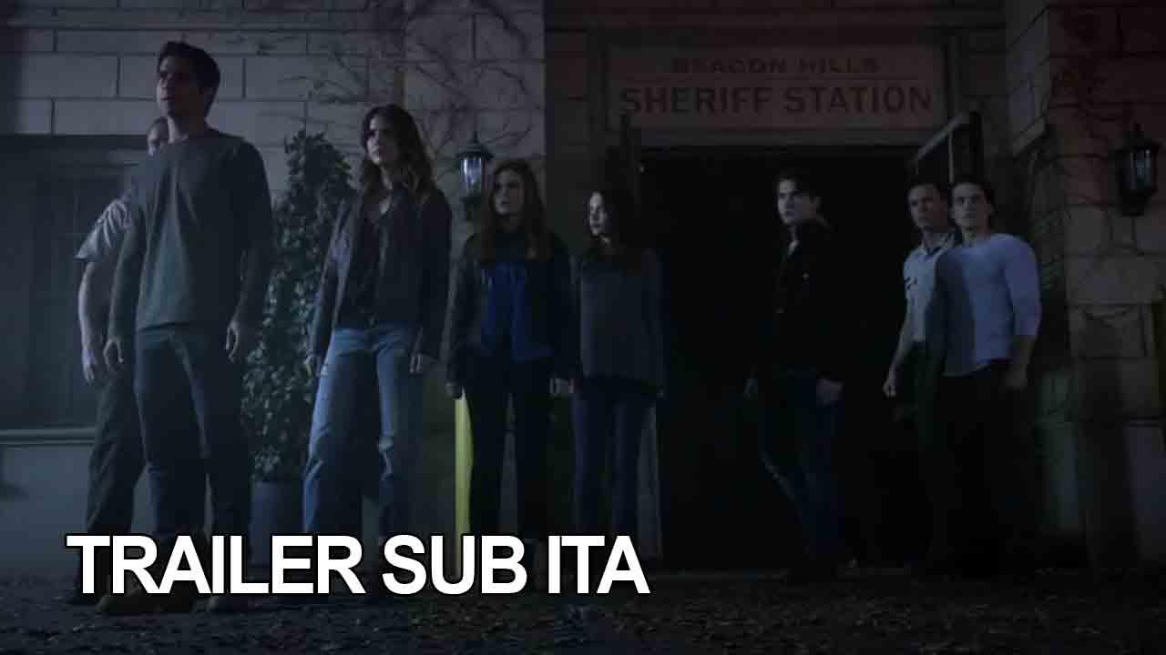 Trailer della stagione 6B di Teen Wolf (Comic-Con)