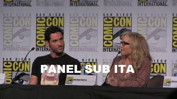 Lucifer: i punti salienti del panel al San Diego Comic-Con 2017