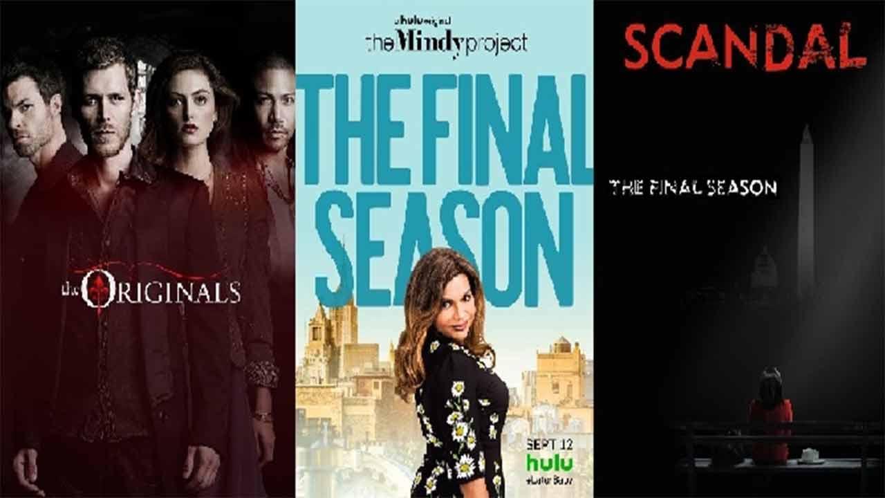 6 Serie TV che finiranno nel 2018