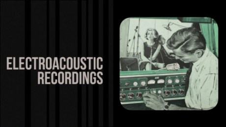 Electroacoustic-Recordings