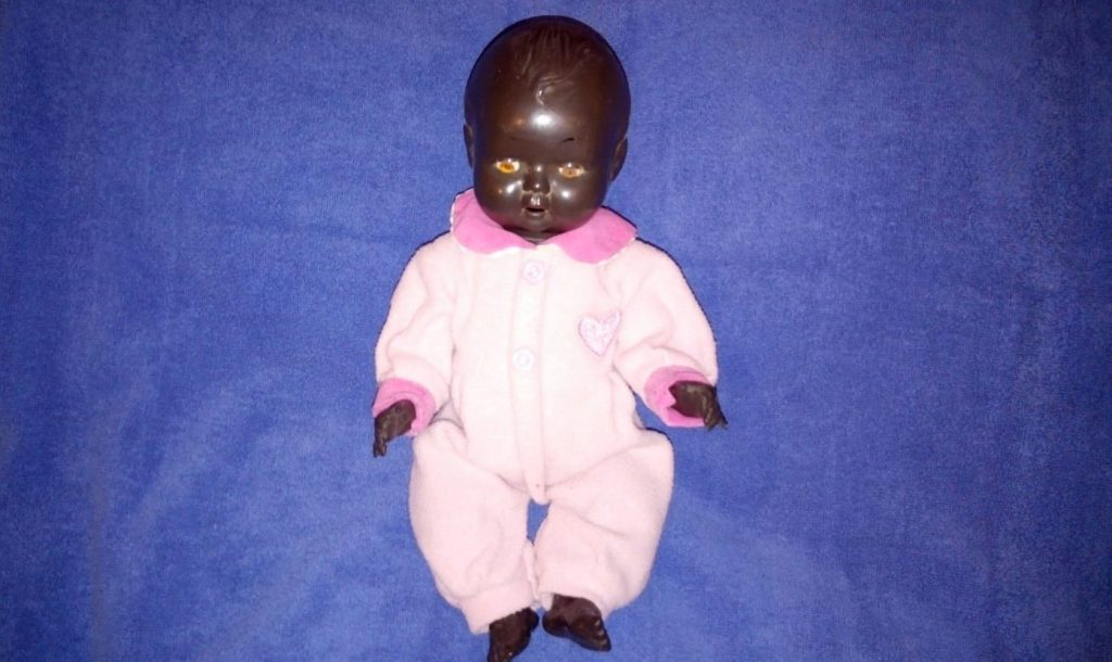 IT'S ANOTHER ME – MY SCARY BROWN DOLL