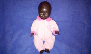 My brown doll