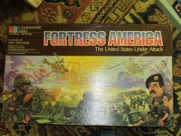 Fortress America 1986 ( Pre Desert Storm with Sadam on Cover )