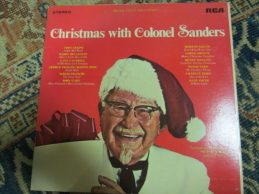 Christmas With Colonel Sanders