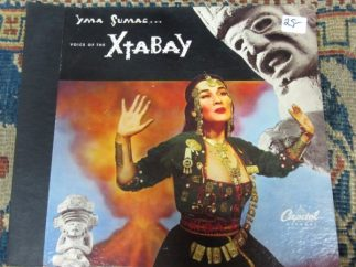Yma Sumac - The Voice of the Xtabay ( 78rpm )