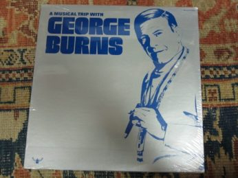A Musical Trip with George Burns ( Sealed ) Groovy