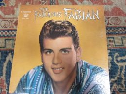 The Fabulous Fabian ( with poster intact )