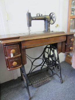 New Ideal Sewing Machine