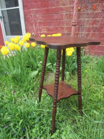 2 tier plant stand