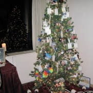 The Best Wedding Wishes Christmas Tree