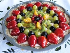 Summer Fruit Tarte