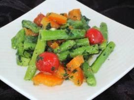 Green Bean Vinaigrette