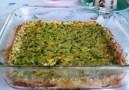 Baked Zucchini Fritters - casserole 2