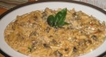 Portabello-mushrooms-with-pasta