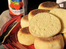 Homemade English Muffins 1