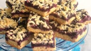 Blueberry Crumb Cake – European recipe