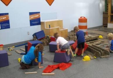 Building activity center