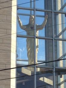 Jesus in the Glass Elevator (Erica Herd)