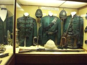 Robin Hood Rifles Uniforms