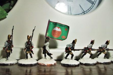 Yule Grenadiers (1)