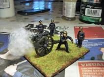 Gun Crew Firing (2)