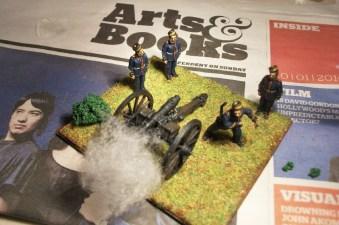 Gun Crew Firing (4)