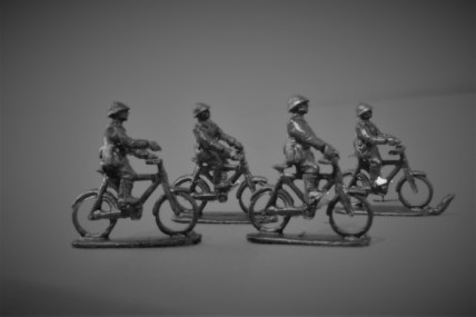 Dutch Infantry Cyclists (1)
