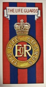 Phillips Choice Tea - Army Badges Past and Present