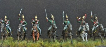 Russian Lifeguard Dragoons (6)