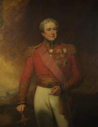 Clint, George; Major General Sir Robert Henry Sale (1782-1845), Second Light Infantry; Somerset Military Museum; http://www.artuk.org/artworks/major-general-sir-robert-henry-sale-17821845-second-light-infantry-41010