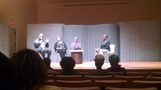 Panel Discussion: Art for Social Justice