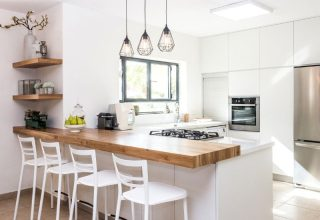 As you organize your home, use these basic tips and tricks to simplify your Kitchen Organization. Practical solutions for how to use your kitchen efficiently and with less clutter.
