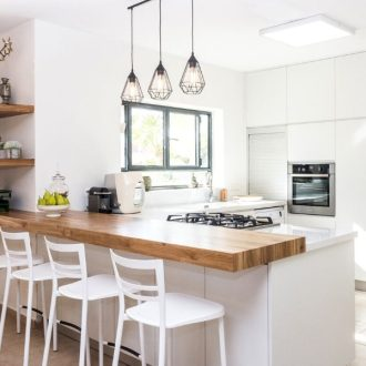 As you organize your home, use these basic tips and tricks to simplifyyour Kitchen Organization. Practical solutions for how to use your kitchen efficiently and with less clutter.