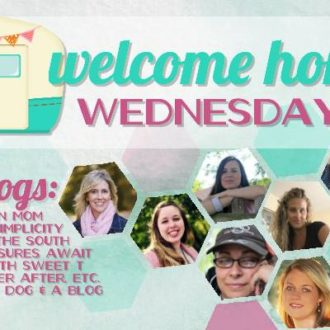Welcome Home Wednesdays Link Party
