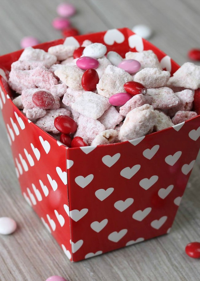 Cute Valentine Treat Ideas