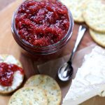 Paleo Strawberry Balsamic Fig Jam