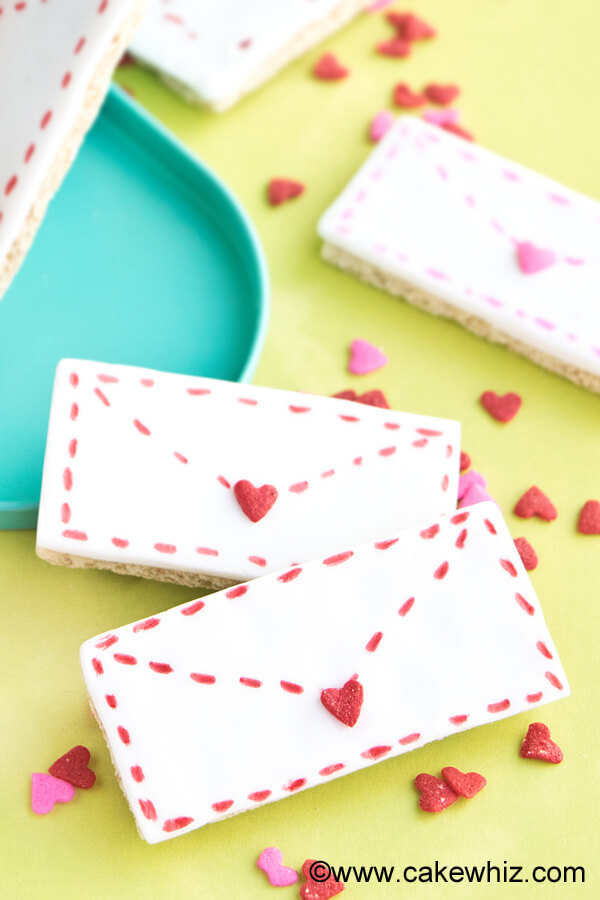 Cute Valentine's Treat Ideas