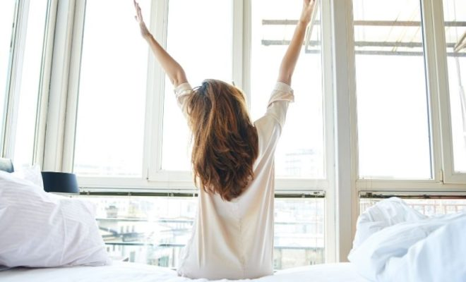 Learn the Secrets to Amazing Sleep! This list has the help you need to fall asleep more easily and wake rested and refreshed! #7 is a game-changer!