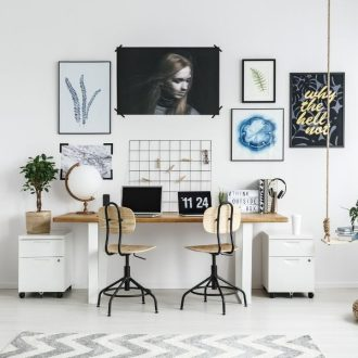 Finding Solutions for Home Office Organization can be a challenge. These organizing ideas will help crush your clutter and make it easy to store and find important documents, files, and supplies.