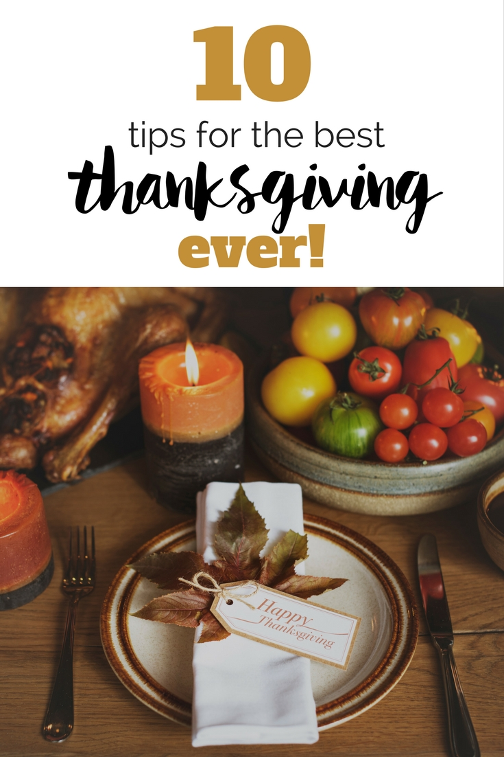 Hosting Thanksgiving can be stressful, but with these tips and tricks, it will be the easiest Thanksgiving ever! These Thanksgiving hacks will make your day simple. #ThanksgivingTips
