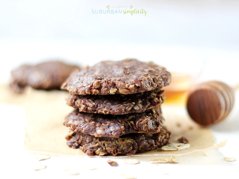 Healthy No Bake Cookies With Video Suburban Simplicity